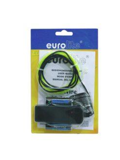 EUROLITE EL Wire 2mm, 2m, yellow