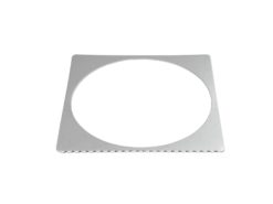 EUROLITE Filter frame 235 x 235 mm sil