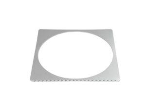 EUROLITE Filter frame 235 x 235 mm sil