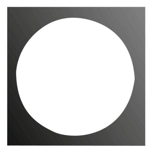 EUROLITE Filter frame PAR-46 Spot sil