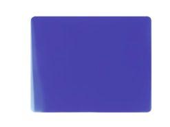 EUROLITE Flood glass filter, blue, 165x132mm