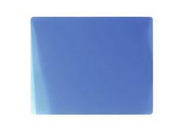 EUROLITE Flood glass filter, light blue, 165x132mm