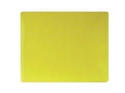 EUROLITE Flood glass filter, yellow, 165x132mm