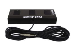 EUROLITE Foot controller with stereo jack