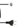 EUROLITE GU-10 Socket Power Cable, Plug, Switch