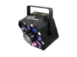 EUROLITE LED FE-2000 Hybrid Laser Flower