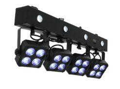 EUROLITE LED KLS-180 Compact Light Set