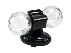 EUROLITE LED MDB-12 Mini Double Ball