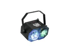 EUROLITE LED Mini FE-4 Hybrid Laser Flower