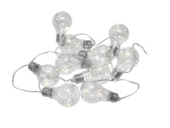 EUROLITE LED PAL-10 Battery-Powered Light Chain
