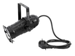 EUROLITE LED PAR-16 3200K 3x3W Spot bk