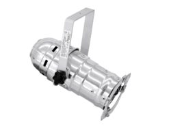 EUROLITE LED PAR-16 3200K 3x3W Spot sil