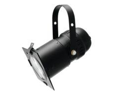 EUROLITE LED PAR-30 COB RGB 30W bk