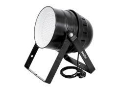 EUROLITE LED PAR-64 RGBA 10mm Floor black