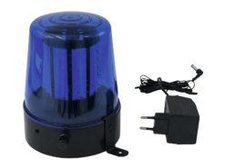 EUROLITE LED Police Light 108 LEDs blue Classic