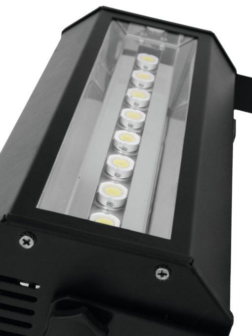 EUROLITE LED Strobe COB PRO 8x20W DMX