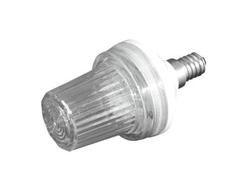 EUROLITE LED Strobe E-14 clear