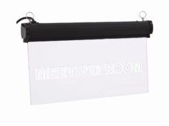 EUROLITE LED sign Meetingroom, RGB