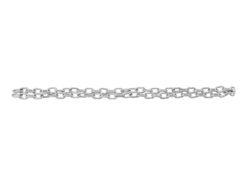 EUROLITE Link Chain 4mm, WLL 80kg, 1m