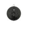 EUROLITE Mirror Ball 15cm black