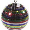 EUROLITE Mirror Ball 20cm Multicolor