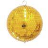 EUROLITE Mirror Ball 20cm gold