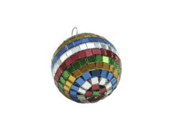 EUROLITE Mirror Ball 5cm Multicolor