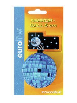 EUROLITE Mirror Ball 5cm blue