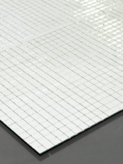 EUROLITE Mirror Mat 400x400mm, 10x10mm mirrors