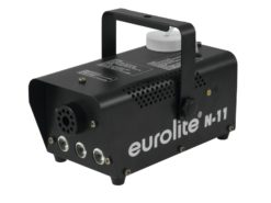 EUROLITE N-11 LED Hybrid blue Fog Machine