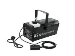 EUROLITE N-110B Fog Machine black