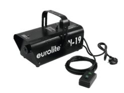 EUROLITE N-19 Smoke Machine black