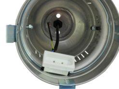 EUROLITE PAR-56 Spot Short with Plug sil
