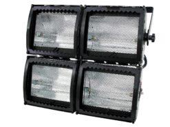 EUROLITE Pro-Flood 4000AC asym, R7s + filter frame