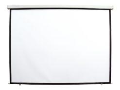 EUROLITE Projection Screen 4:3, 2,4m x 1,8m