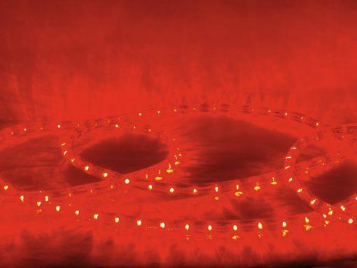 EUROLITE RUBBERLIGHT LED RL1-230V red 44m