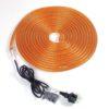 EUROLITE RUBBERLIGHT RL1-230V orange 5m