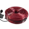 EUROLITE RUBBERLIGHT RL1-230V red 44m
