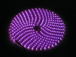 EUROLITE RUBBERLIGHT RL1-230V violet/pink 5m