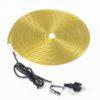 EUROLITE RUBBERLIGHT RL1-230V yellow 9m