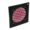EUROLITE Red Dichroic Filter black frame f. PAR-56