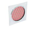 EUROLITE Red Dichroic Filter silver Frame PAR-56