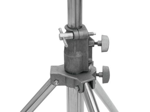 EUROLITE STV-200 Follow Spot Stand, Stainless Steel