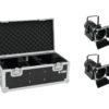 EUROLITE Set 2x LED THA-60PC + Case