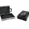 EUROLITE Set DJS-2000 DJ-Player + Case