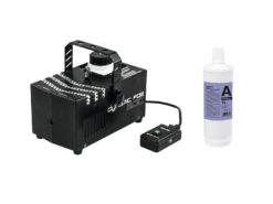 EUROLITE Set Dynamic Fog 600 + Smoke fluid -A2D- 1l
