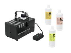 EUROLITE Set Dynamic Fog 600 + fluids