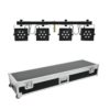 EUROLITE Set LED KLS-801 + Case