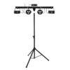 EUROLITE Set LED KLS Laser Bar FX + M-3 Speaker-system stand