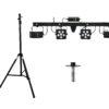 EUROLITE Set LED KLS Laser Bar PRO + STV-40-WOT Aluminium stand